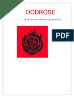 Manual Usuario Proyecto Bloodrose 1