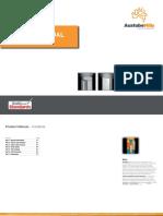 Austube Mills Product Manual (Pipe & Tube) June 2016