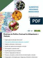 Apresentação Alimentos Regionais - Completa