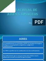 05.24 Uso Racional de Aines y Opiáceos 2016 Leila
