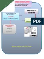 Portafolio del profesor Dillian Staine_ Bendiciones 2011.pdf