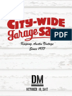 TexasMedia City Wide Garage Sale