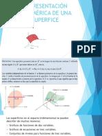 representacion parametrica