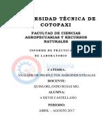 Informe Analisis de Frutas Practica Nº8