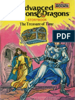 Advanced Dungeons & Dragons Storybook - The Treasures of Time