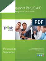 Brochure- Think Networks Peru 2017