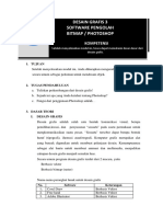 Modul-3 Software Bitmap - Photoshop