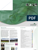 Pulsar Brochure (Spanish)