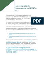 Clasificación completa de diagnósticos enfermeros NANDA.docx