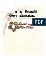 The Empire of the Emerald Stars (1)