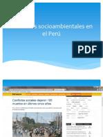 Conflictos Socioambientales en El Perú