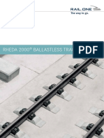 Ballastless Track System (Rheda2000 en 2011 eBook)