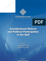 Constitutional Reform and Political Participation in the Gulf - Khalaf & Luciani