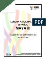Cuaderno Julio 2017 de Lengua Maya Iii_2