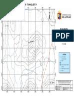 Plano Topografico - Pumperia