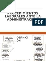 Procedimientos Laboralres Ante La Administracion Desarrollo Anyee Tipacoque.pptx_0