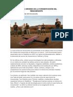 Drones Para La Conservacion de Rinocerontes