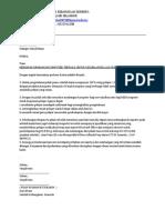 Surat Permohonan Komputer