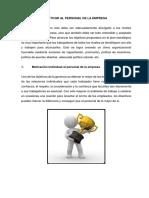 MOTIVAR AL PERSONAL DE LA EMPRESA.docx