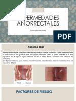 Enfermedades anorrectales ciru
