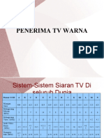 u4 Penerima Tv Warna