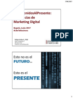 Conexiones Creativas Felipe Uribe Tendencias Marketing Digital