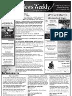 Good News Weekly - Vol 1.10 - August 20, 2010