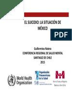 Natera Suicide Mexico