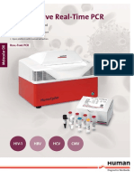 981168 Quantitative Real Time PCR