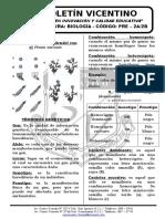 Biología Boletín 14 Pre 2 Genética i