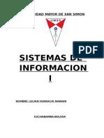 sistemas informacion 1