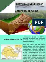 1 - Tectonica de Placas 2016-2016