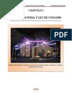 CAPITULO I Interacción Eléctrica