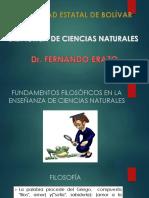 FUNDAMENTOS FILOSOFICOS CCNN
