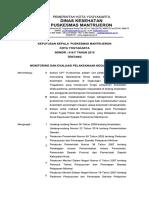 019.F SK Monitoring Dan Evaluasi Pelaksanaan Kegiatan UKM