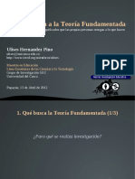 2012 04 13 Introducion a TeoriaFundamentada
