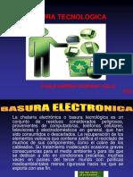 Presentacion de Basura Electronica
