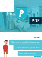 Final Pitch Deck PMedic