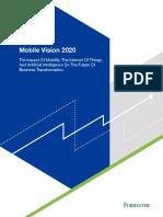 Mobile Vision 2020 IBM Paper