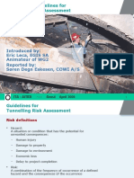 Tunnelling Risk Assessment