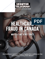 Healthcare Fraud in Canada