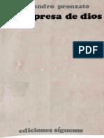 pronzato, alessandro - la sorpresa de dios.pdf