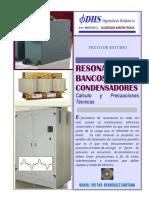 314218492 Resonancia en Banco de Condensadores