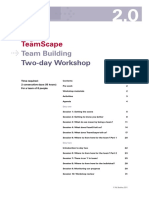 5TeamScape Twoday Workshop