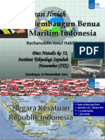 Benua Maritim Indonesia