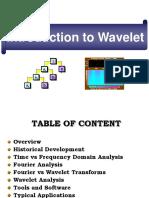 Wavelet Final