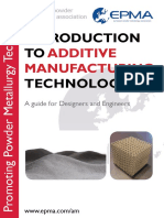 EPMA Additive Manufacturing