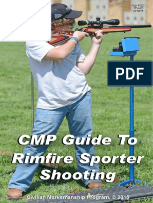 CMP Introduction to Rimfire | Magazine (Firearms) | Shooting