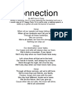 Connection Song Lyrics