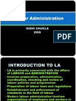 Labour Administration